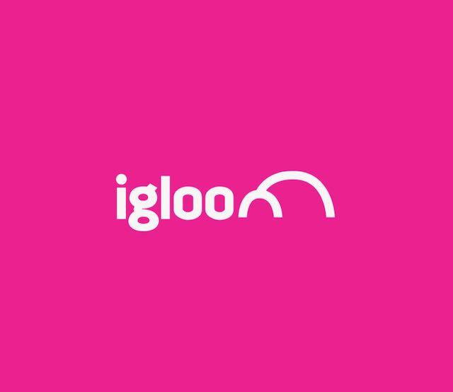 Igloo Energy Pink Logo